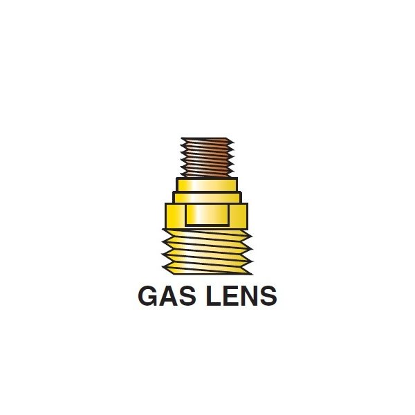 PORTAPINZE GAS LENS TORCE TIG 9-20-25